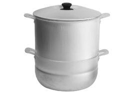 Уред за готвене на пара (мантоварка) 6л с 4 диска